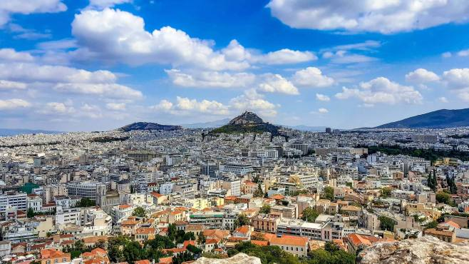 יוון החדשה השקעות נדלן ביוון הר הליקביטוס